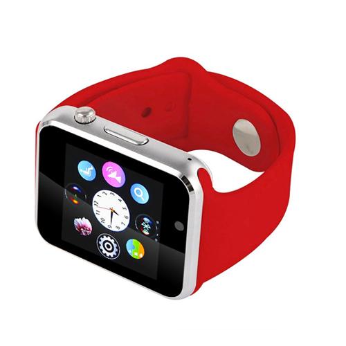 Умные часы Smart Watch на Аndroid W8 (красный)