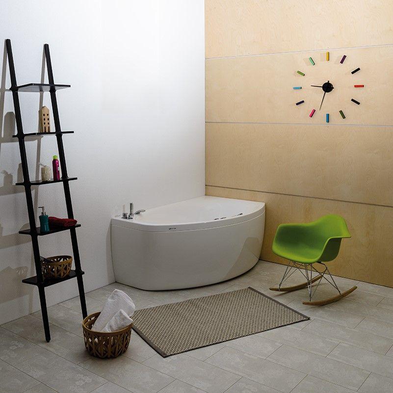 Комбинированная ванна Balteco Eclipse 15 с хромотерапией 150x95 ФОТО