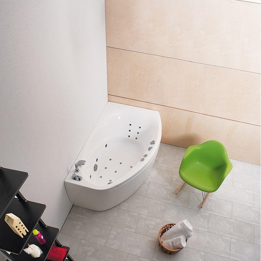 Комбинированная ванна с хромотерапией Balteco Eclipse 16 160x95 ФОТО