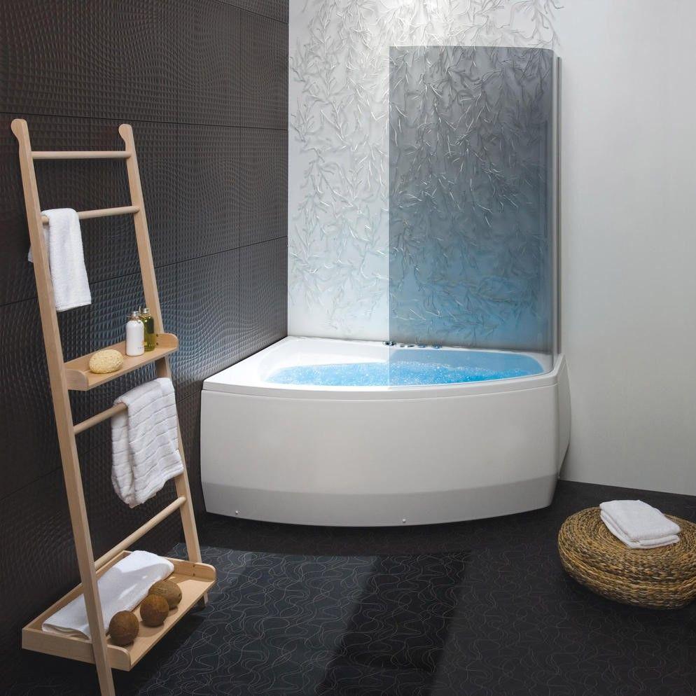 Гидромассажная ванна Balteco Rhea 16 с подсветкой 160x100 ФОТО