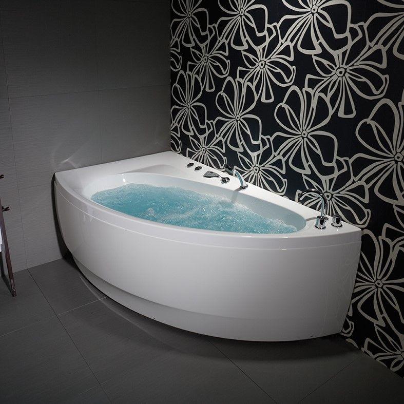 Гидромассажная ванна Balteco Idea 15 с подсветкой 150x92 ФОТО