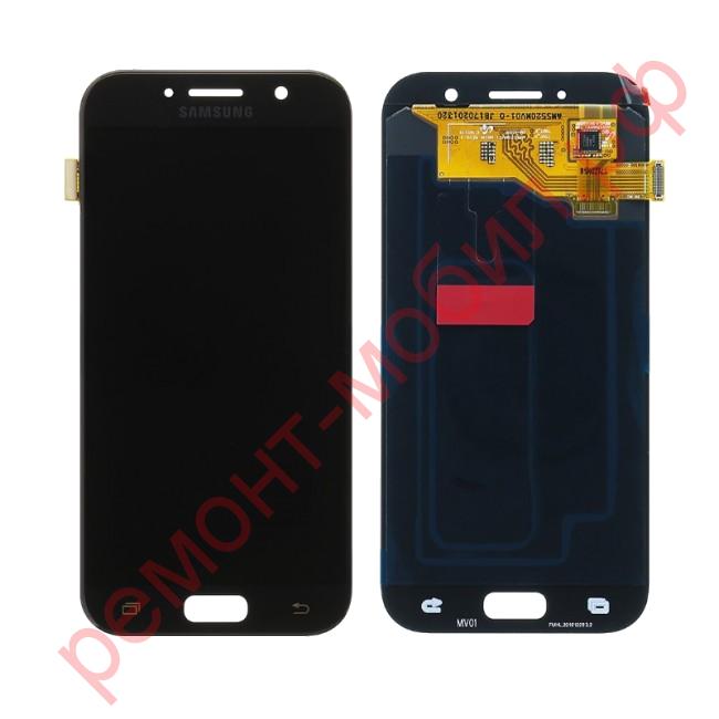 Дисплей для Samsung Galaxy A5 2017 ( SM-A520F ) в сборе с тачскрином