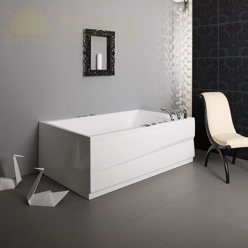 Гидромассажная ванна Balteco Scala 180x120 ФОТО
