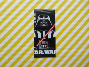 Термоусадочная пленка для АКБ 20700/21700 - Darth Vader
