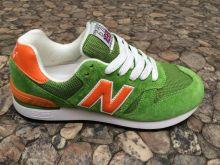 Кроссовки женские NB new balance 670 зеленые