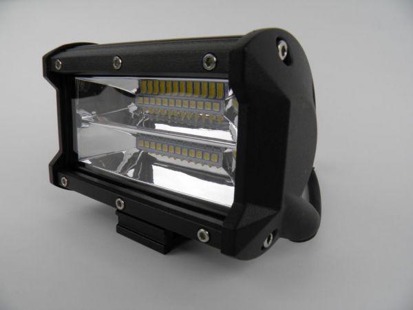 Светодиодная прямоугольная фара 36W рабочего света