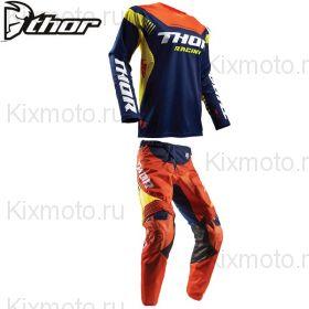 Форма Thor Fuse Propel, Оранжево-синяя