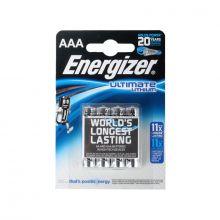 "Литиевая батарейка AAA Lithium ""Energizer"" 1.5v 4 шт"
