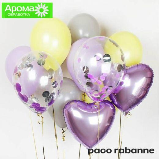Набор арома шаров Lady Million (Paco Rabanne)