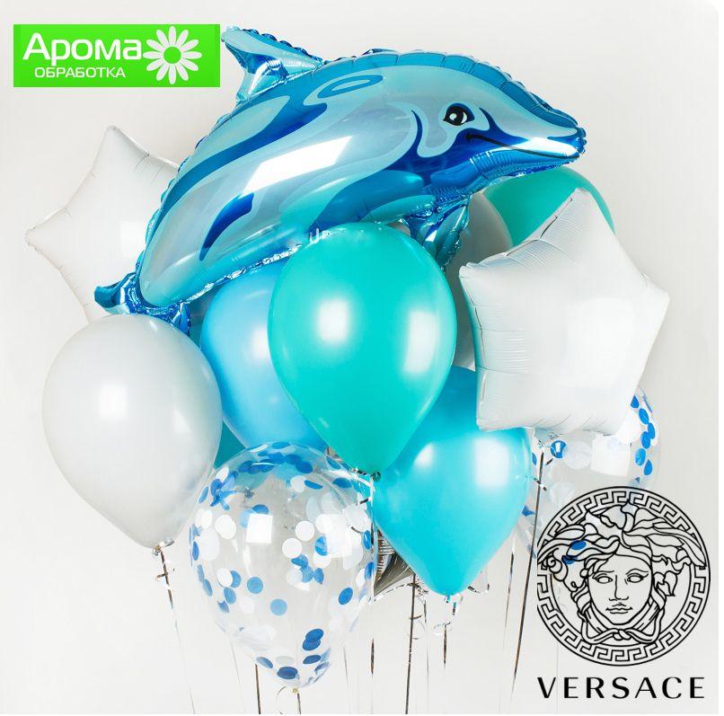 Набор арома шаров Versace