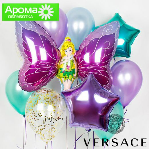 Набор арома шаров Bright Crystal (Versace)