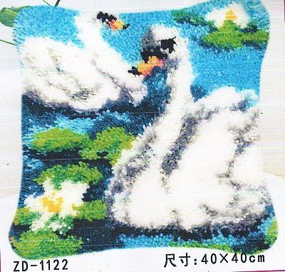 Набор в ковровой технике (подушка) ZD1122