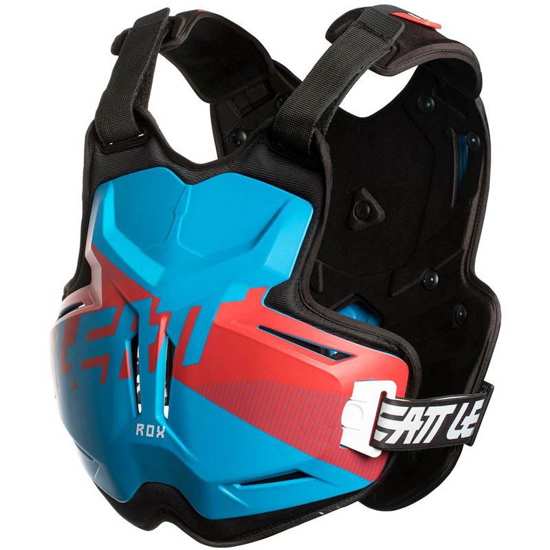 Leatt - 2019 Chest Protector 2.5 ROX Blue/Red защитный жилет, сине-красный