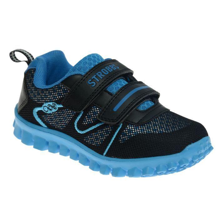 8ea72d6d Кроссовки детские STROBBS, цвет голубой, размер 26 (арт. S1426-3)