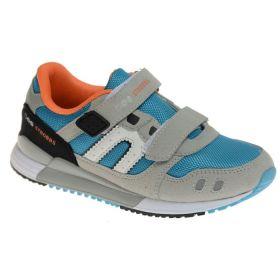 Кроссовки подростковые STROBBS, цвет голубой, размер 31 (арт. N1552-13)