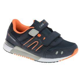 Кроссовки подростковые STROBBS, цвет синий, размер 31 (арт. N1552-2)