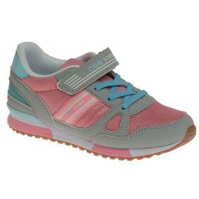 Кроссовки подростковые STROBBS, цвет розовый, размер 32 (арт. N1554-11)