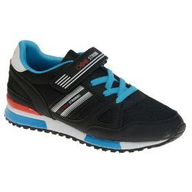 Кроссовки подростковые STROBBS, цвет чёрный, размер 32 (арт. N1554-3)