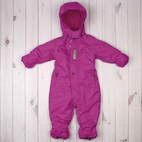 """Комбинезон для девочки """"CASEY"""", рост 74 см, цвет фиолетовый CS17-02_М"""