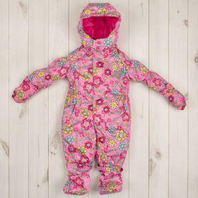 Комбинезон детский, рост 68 см, цвет розовый S17302_М