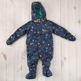 Комбинезон детский, рост 68 см, цвет тёмно-синий S17403_М