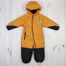 """Комбинезон для мальчика """"МАКС"""", рост 80 см (48), цвет оранжевый КМ21117-12_М"""