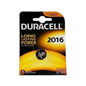 "Литиевая батарейка CR2016 ""Duracell"" 3v розн"