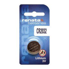 "Литиевая батарейка CR2032 ""Renata"" 3v"