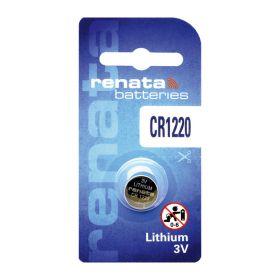 "Литиевая батарейка CR1220 ""Renata"" 3v"