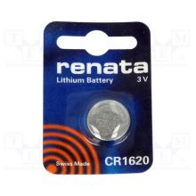 "Литиевая батарейка CR1620 ""Renata"" 3v"