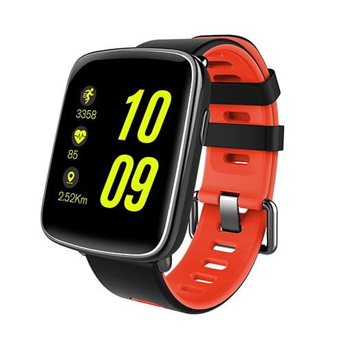 Часы Smart Watch GV68 KW (красный)