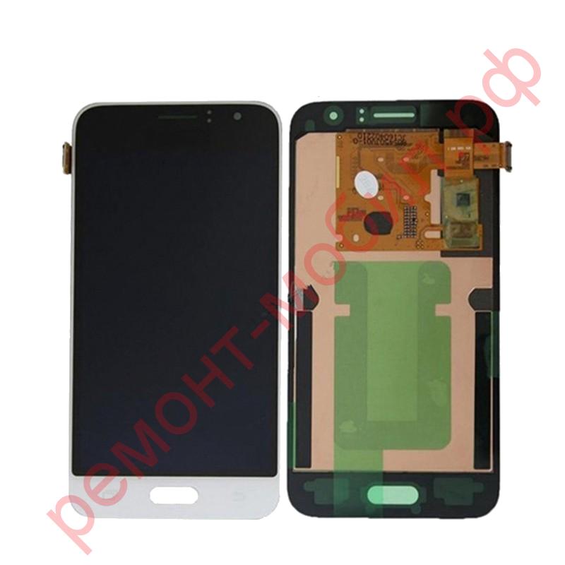 Дисплей для Samsung Galaxy J1 2016 ( SM-J120F ) в сборе с тачскрином