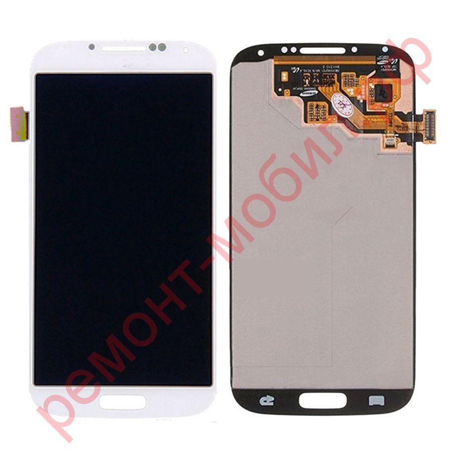 Дисплей для Samsung Galaxy S4 ( i9500 ) в сборе с тачскрином