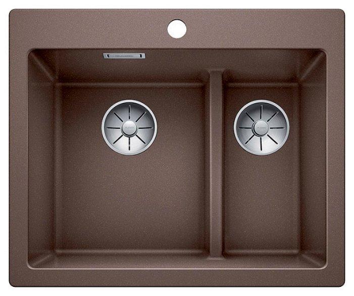 Кухонная мойка Blanco Pleon 6 Split