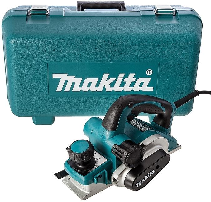 Рубанок электрический Makita KP0810CK