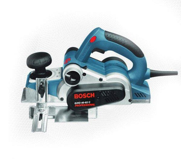 Электрорубанок Bosch GHO 40-82 (060159A760)