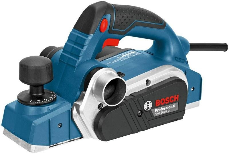 Электрорубанок Bosch GHO 26-82 D Professional (06015A4301)