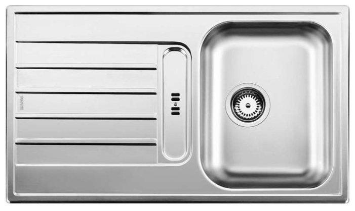 Кухонная мойка Blanco Livit 45S полированная 514788