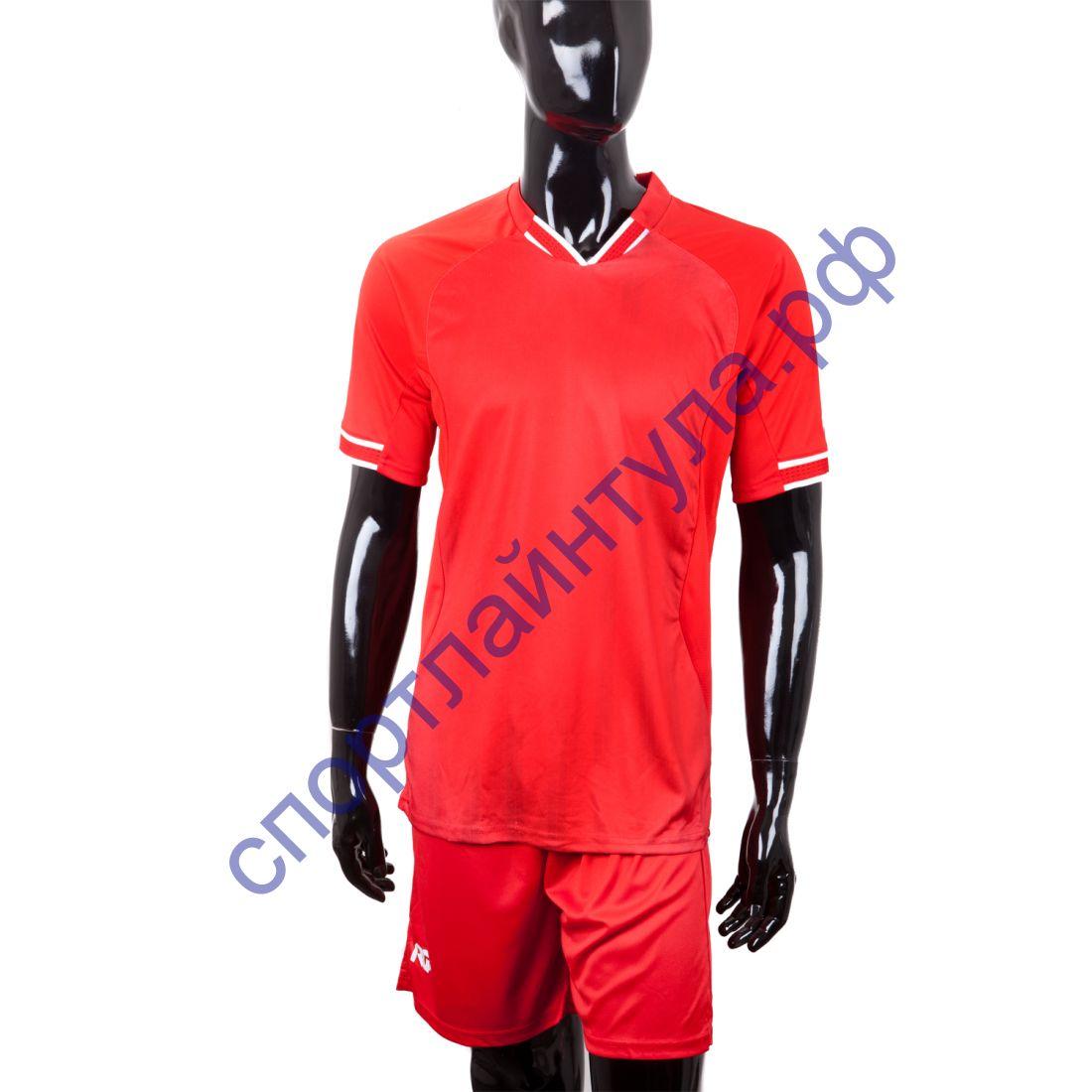 Форма футбольная LP-04H red Senior