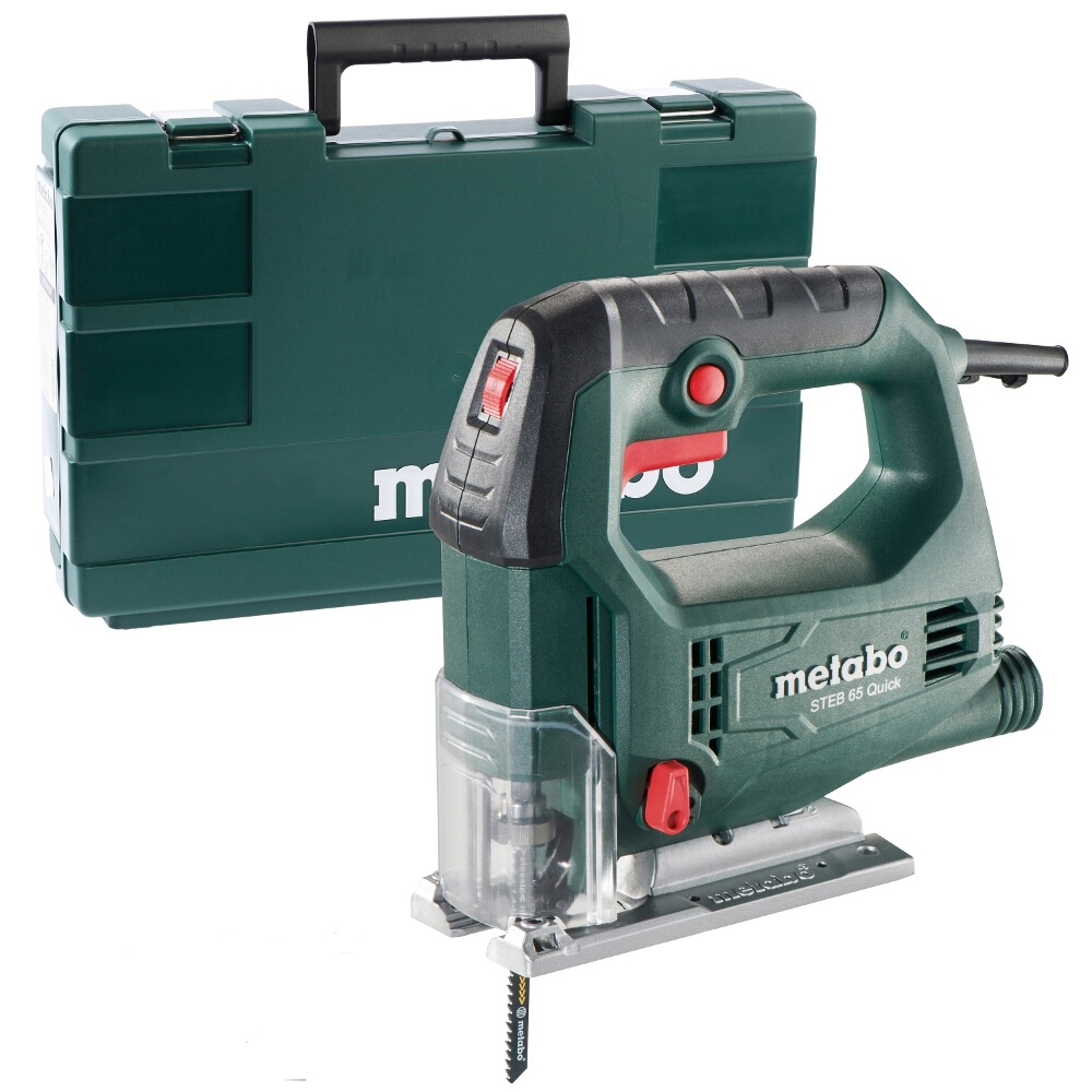 Лобзик Metabo STEB 65 Quick кейс (601030500)