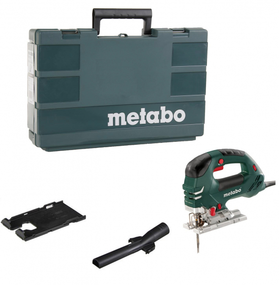 Лобзик Metabo STEB 140 Plus кейс (601404500)