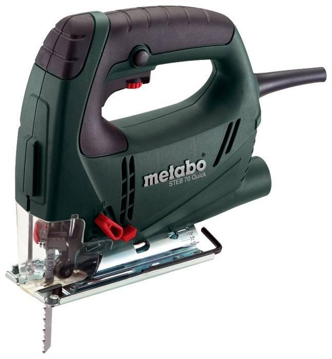 Лобзик Metabo STEB 70 Quick кейс (601040500)