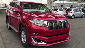 Аэродинамический обвес Modellista для Toyota Land Cruiser Prado 150 2017 -