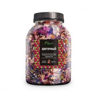 Чай Цветочный банка 60 гр