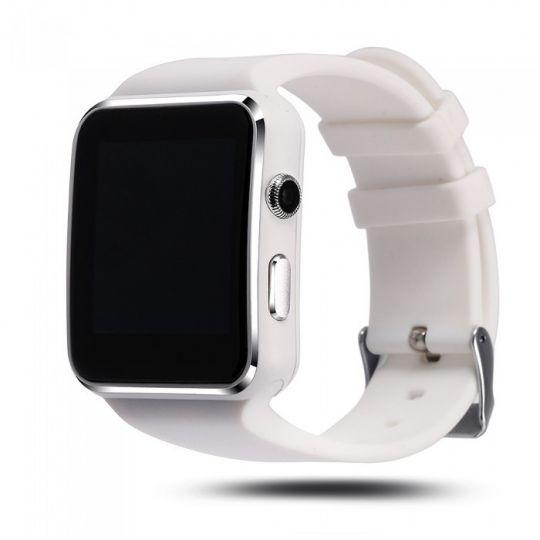 Умные часы Smart Watch X6 (белые)