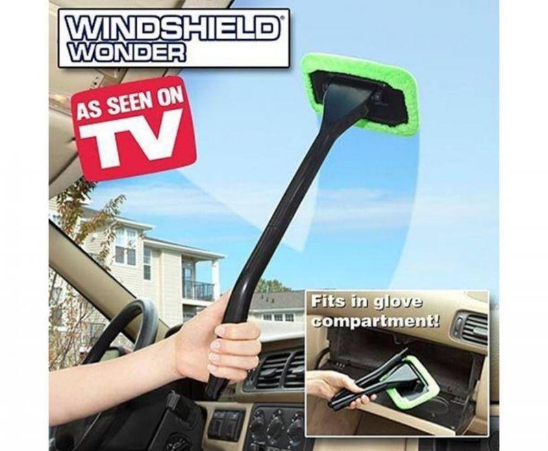 Набор для мойки стекол Windshield Wonder