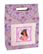 Подарочный набор из махрового полотенца №0-91