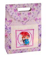 Подарочный набор из махрового полотенца №0-92