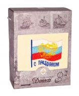 Подарочный набор из махрового полотенца №0-9607