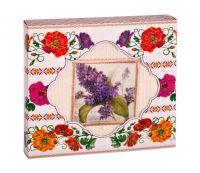 Подарочный набор вафельных полотенец (1шт) №0-60